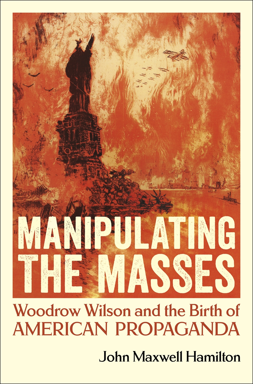 manipulating the masses book cover