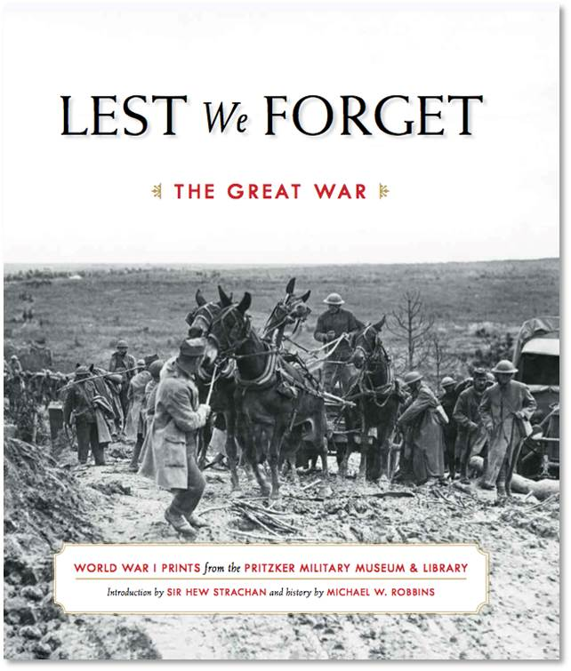 Lest We Forget jacket