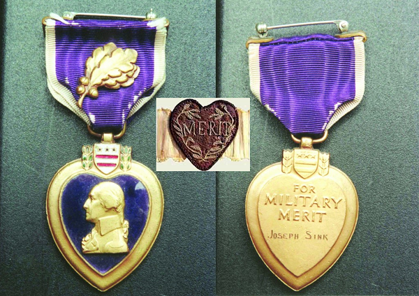 Old and new medals