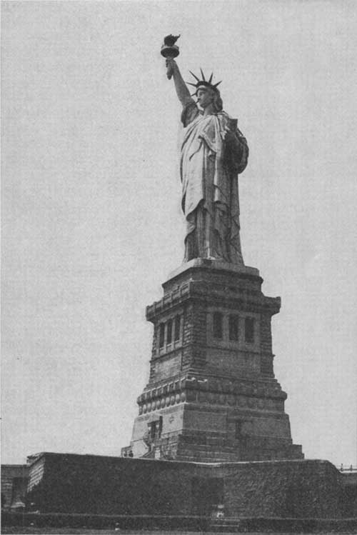 Statue of Liberty 1916