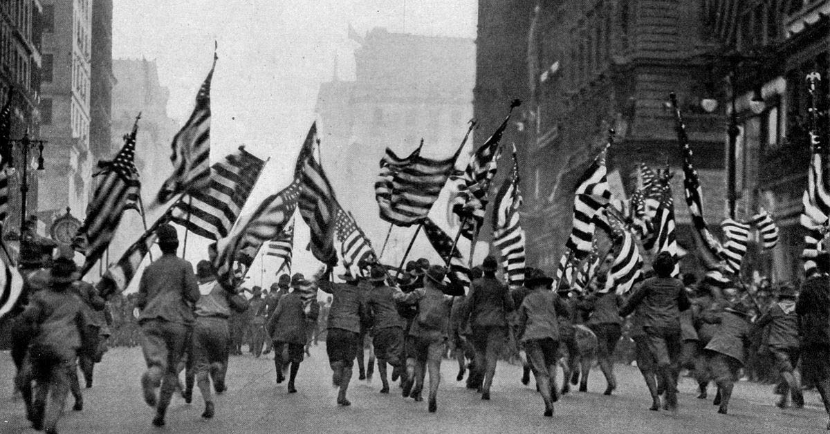 how did the us affect ww1