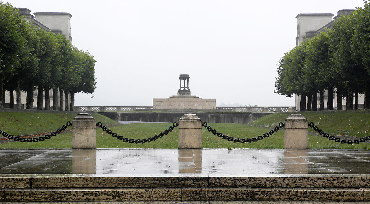 Pennsylvania Memorial at Varennes en Argonne 081510