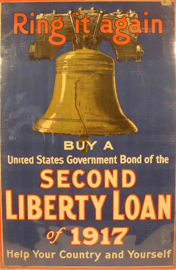 Second Liberty Loan 1917