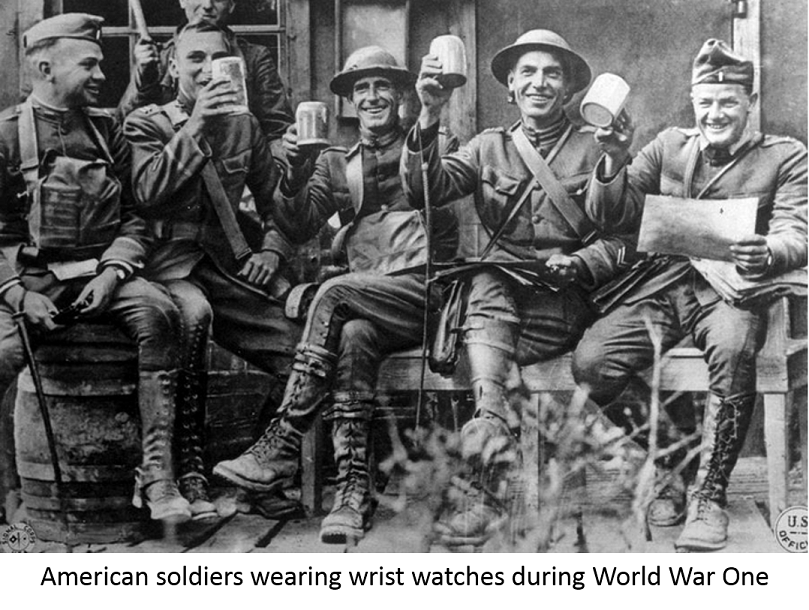 Photos of world war one soldiers