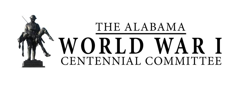 Alabama WWI Commission Logo