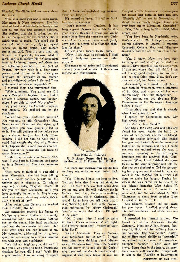 Lutheran Journal Nora page 2