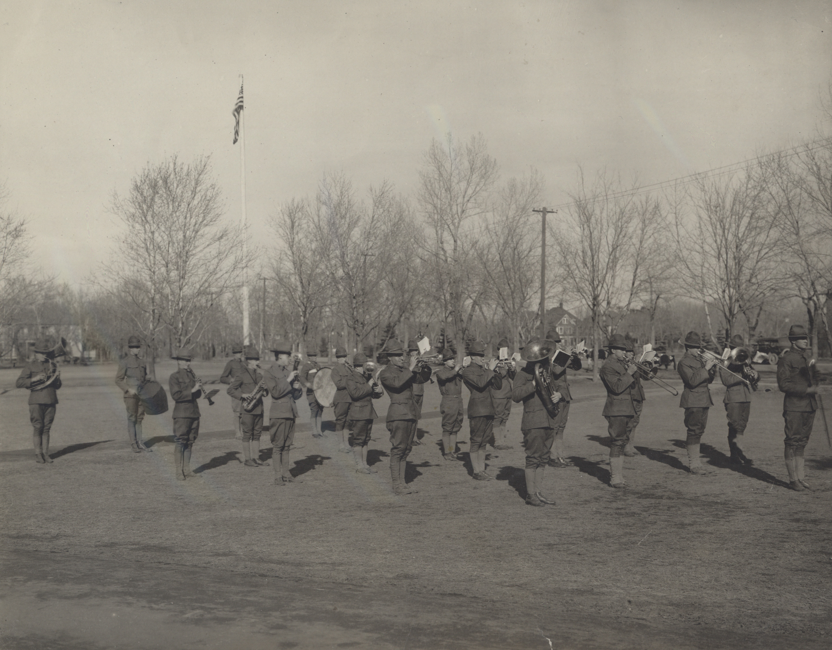 WWI army band 1