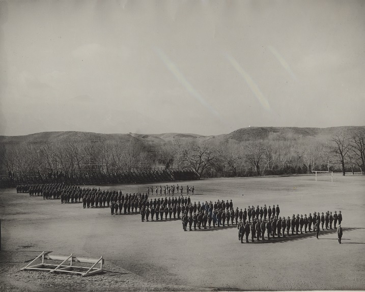 WWI student army training corps 1918 resize