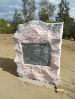 Save Victory Memorial Grove - A Los Angeles Memorial Restoration Project submitted to 100 Cities / 100 Memorials