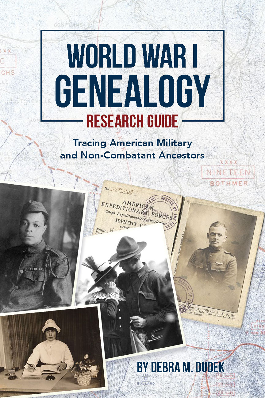 WW1 Genealogy Guide cover