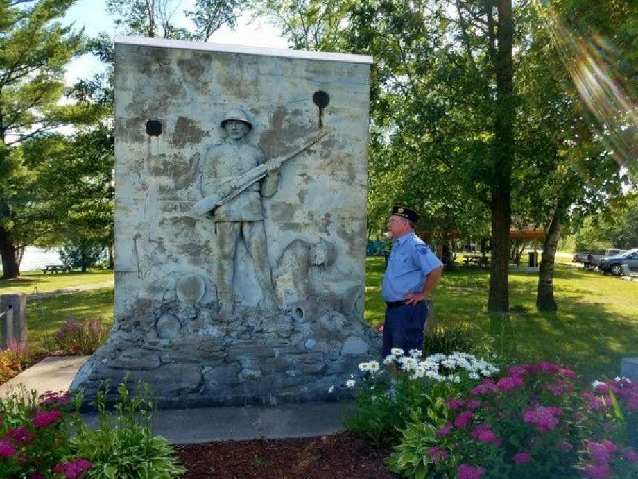 Michigan in WW1 Places - World War I Centennial