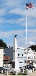 WWI Monument - Bayonne
