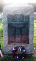 WWI Memorial - Tuckerton