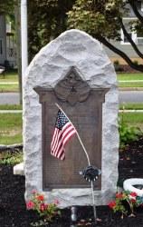World War Memorial - Barrington