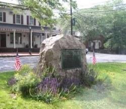 War Memorial (WWI & WWII) - Basking Ridge