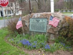 WWI & WWII Memorial - Liberty Corner