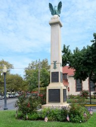 Soldiers Monument - Cape May