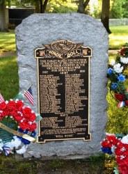 WWI Honor Roll - Delanco