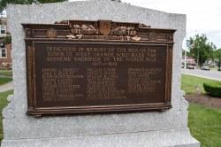 WWI Monument - West Orange