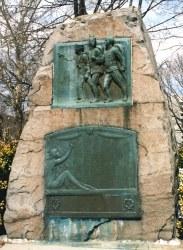 WWI Monument - Edgewater