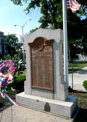WWI Monument - Elizabeth