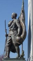 World War Memorial - Englewood