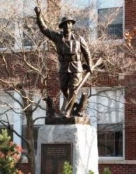 Spirit of the American Doughboy - Frenchtown