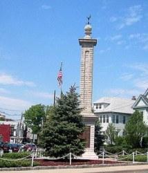 War Memorial - Garfield