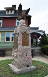 WWI Monument - Gloucester City
