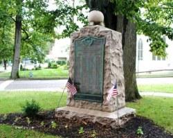 Great War Monument - Hammonton