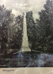 Memorial Park & Soldiers Monument - Hightstown