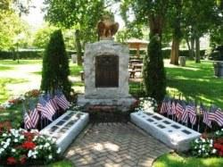 Veterans Monument - Hillsdale