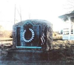 WWI Memorial - Newfoundland