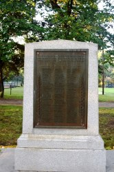 Great War Memorial - Merchantville