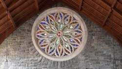 Rose Window, Church of the Redeemer - Morristown