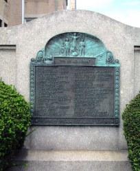 WWI Memorial - North Bergen