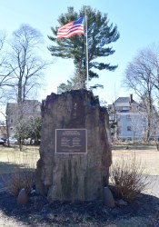 WWI Monument - North Plainfield