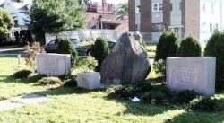 WWI Memorial - Orange