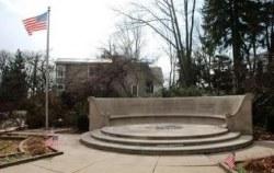 War Memorial - Princeton