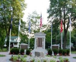 Soldiers & Sailors Memorial - Ramsey
