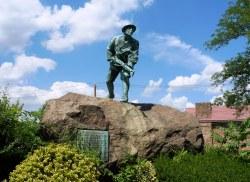 WWI Monument - Ridgefield