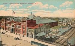 Roseville Avenue Armory - Newark