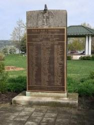 WWI Monument - Rumson