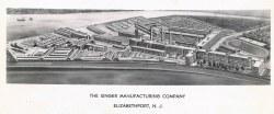 Singer Sewing Machine Company - Elizabeth