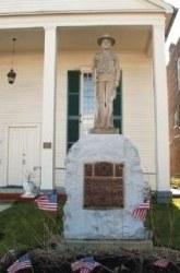 WWI Memorial - South River