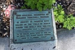 Terradell Memorial - Trenton