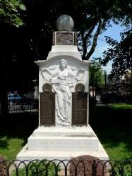 World War Monument - Union City