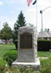 WWI Monument - Westwood