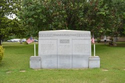 Cleveland County Courthouse Memorial