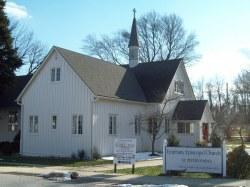 Epiphany Chapel & Church House